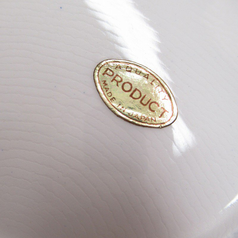 スプーンレスト 壁掛け ピンクキッチン 米国輸出用日本製 ラベル付【画像12】