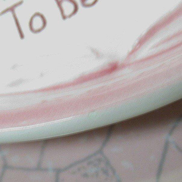 スプーンレスト 壁掛け ピンクキッチン 米国輸出用日本製 ラベル付【画像13】