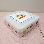 プラスチック&メラミン食器  ワンダーブレッド サンドイッチ コンテイナー