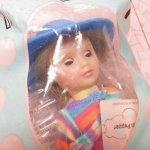 マクドナルドハッピーミール人形  マダムアレキサンダー ドール マクドナルドミールトイ ハンナペッパー 未使用