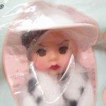 マクドナルドハッピーミール人形  マダムアレキサンダー ドール マクドナルドミールトイクルエラ 未使用