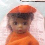 マクドナルドハッピーミール人形  マダムアレキサンダー ドール マクドナルドミール パンプキン 未使用