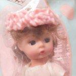 マクドナルドハッピーミール人形  マダムアレキサンダー ドール マクドナルドミール フラワーガール白人 未使用