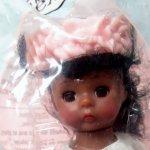 マクドナルドハッピーミール人形  マダムアレキサンダー ドール マクドナルドミール フラワーガール黒人 未使用