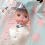 マクドナルドハッピーミール人形  マダムアレキサンダー ドール マクドナルドミール リングキャリアー 未使用