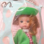 マクドナルドハッピーミール人形  マダムアレキサンダー ドール マクドナルドミール てんとう虫ガール 未使用