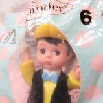 マクドナルドハッピーミール人形  マダムアレキサンダー ドール マクドナルドミール ピノキオ 未使用