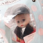 マクドナルドハッピーミール人形  マダムアレキサンダー ドール マクドナルドミール 乗馬ガール 未使用