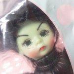 マクドナルドハッピーミール人形  マダムアレキサンダー ドール マクドナルドミール オズ 西の魔女 未使用