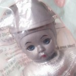 マクドナルドハッピーミール人形  マダムアレキサンダー ドール マクドナルドミール オズ ティンマン 未使用