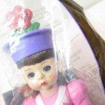 マクドナルドハッピーミール人形  マダムアレキサンダー ドール マクドナルドミール オズ フラワーマンチキン 未使用