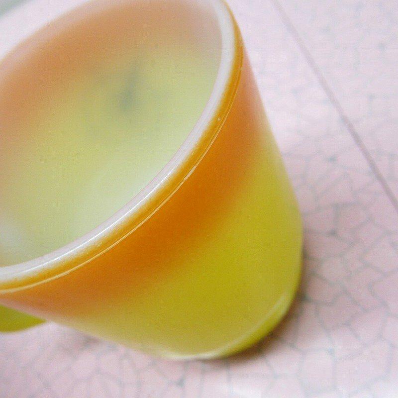 ファイヤーキング ノースウエスタンバンク マグ オレンジ&黄色 C【画像12】