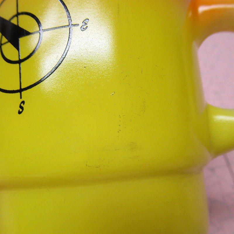 ファイヤーキング ノースウエスタンバンク マグ オレンジ&黄色 C【画像18】