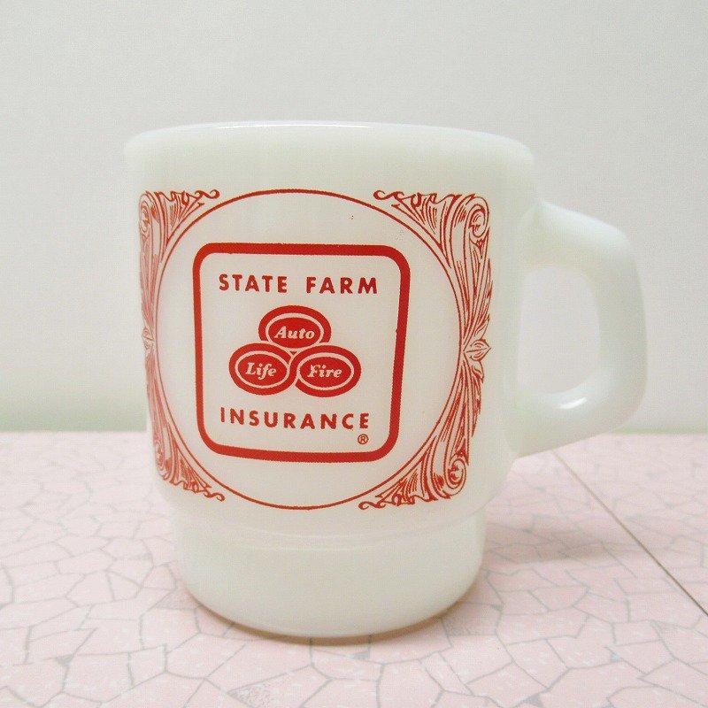 ファイヤーキング State Farm Insurance マグ