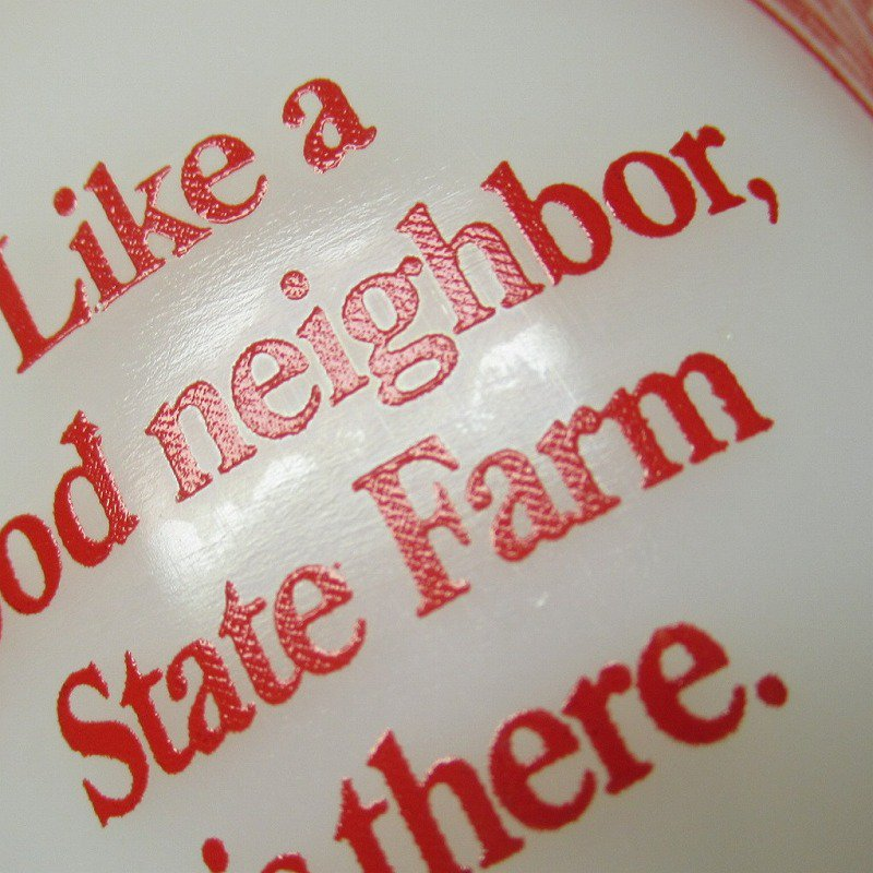 ファイヤーキング State Farm Insurance マグ【画像16】