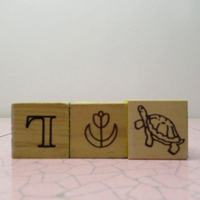アルファベットブロック 木製 CUP【画像6】