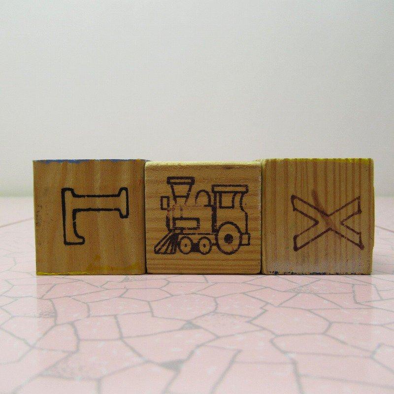 アルファベットブロック 木製 CAT【画像5】