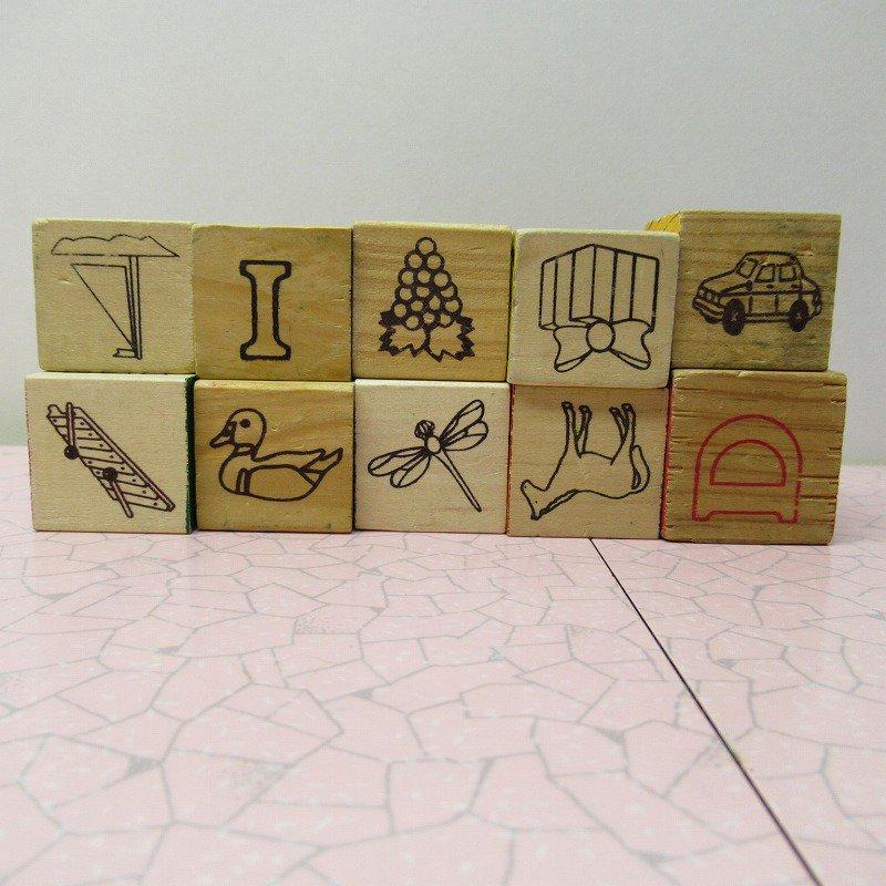 アルファベットブロック 木製 数字セット【E】【画像5】