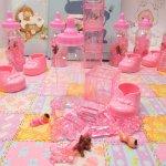 ヴィンテージ雑貨  ベビーシャワー ナーサリー 19ピース デコレーションセット【セットC】