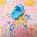 ベビーシャワー ナーサリー 7ピース デコレーションセット【セットH】