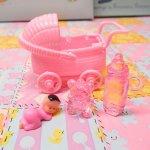 ベビーシャワー ナーサリー 4ピース デコレーションセット【セットL】