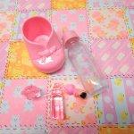 ベビーシャワー ナーサリー 5ピース デコレーションセット【セットO】