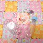 ベビーシャワー ナーサリー 5ピース デコレーションセット【セットQ】