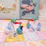 ベビーシャワー ナーサリー 5ピース デコレーションセット【セットS】