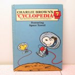 スヌーピー  スヌーピー チャーリーブラウン事典 Featuring Space Travel ブック