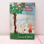 スヌーピー  スヌーピーカトゥーンブック You are barking up the wrong tree