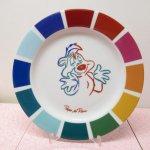 キッチン  ルーニーチューンズ ペペ ル ピュー 1994年 陶磁器製プレート