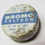 パッケージ&パッケージに味のある雑貨&チーズボックスなど  ジャンク雑貨 薬瓶の蓋 Bromo-Seltzer A