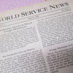 ブックス  1925年3月 教会会報誌