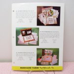 ブックス  小売店用 カタログページ カラー