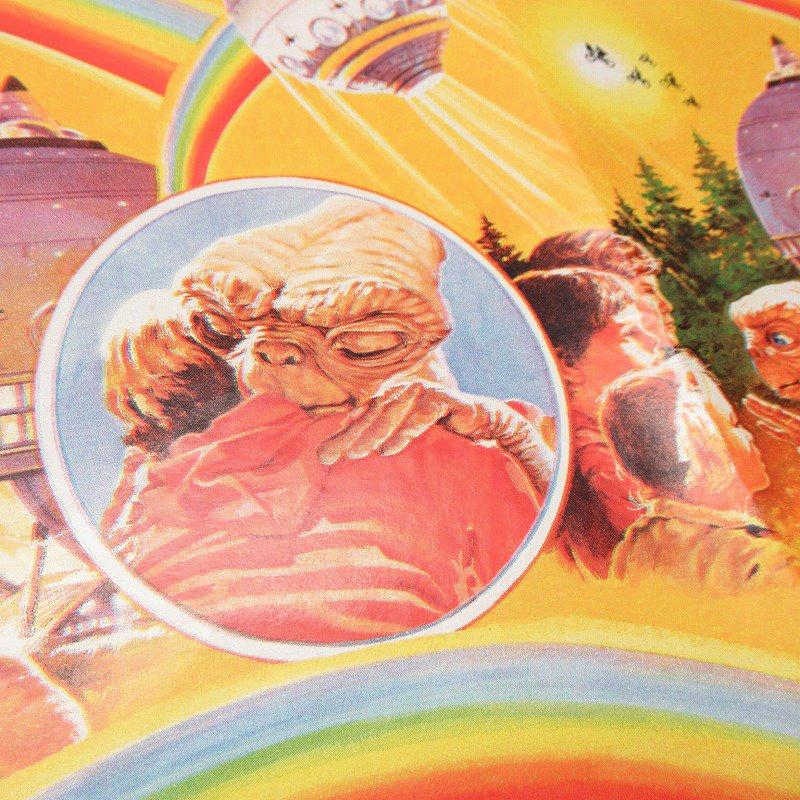 E.T. ラッピングペーパー 1982年 黄色【画像2】