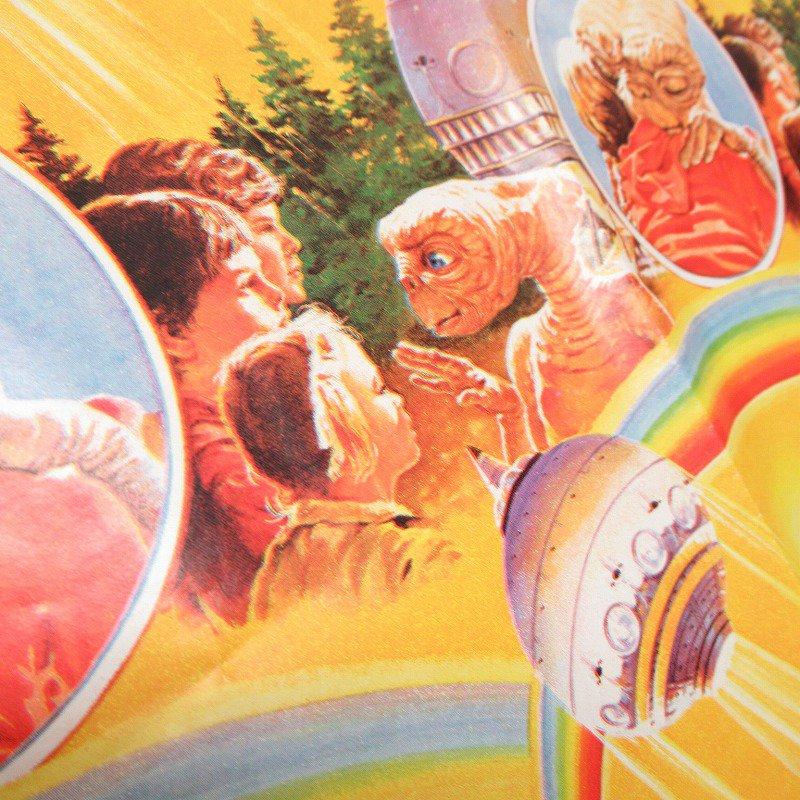 E.T. ラッピングペーパー 1982年 黄色【画像6】