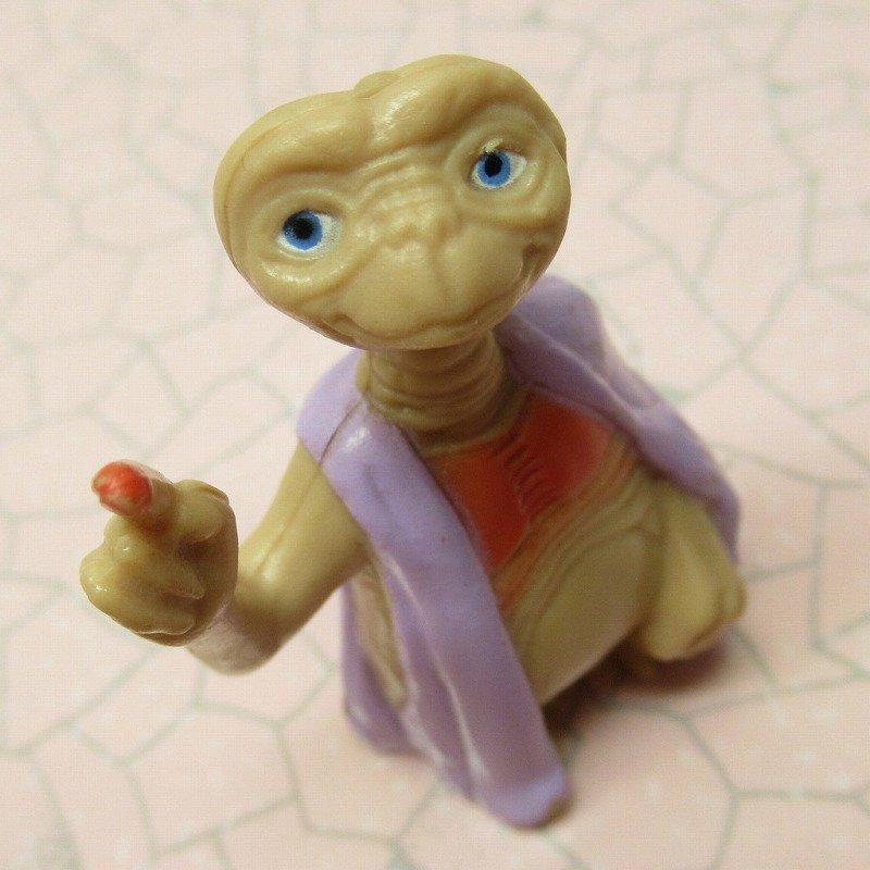 E.T. 1982年 PVC トイ ラベンダーガウン【画像7】
