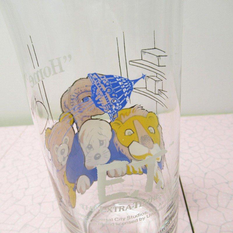 E.T. 1982年 ピザハット販促商品グラス Home【画像12】