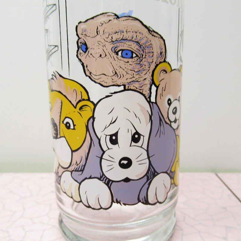 E.T. 1982年 ピザハット販促商品グラス Home【画像7】