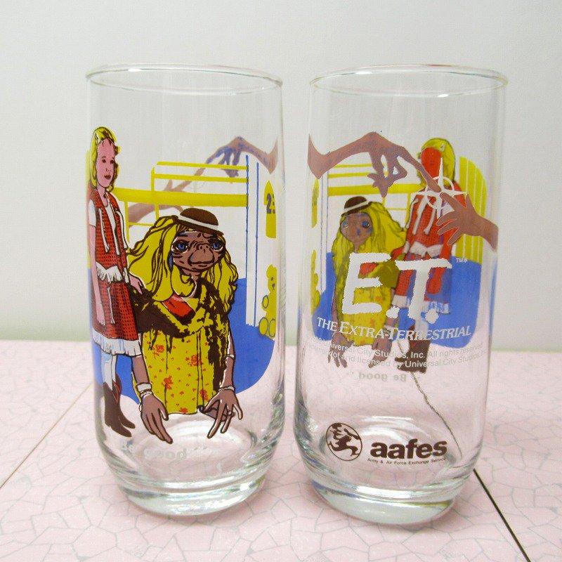 E.T. 1982年 AAFESグラス Be Good【画像2】