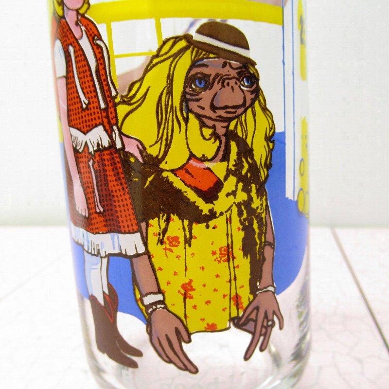 E.T. 1982年 AAFESグラス Be Good【画像11】