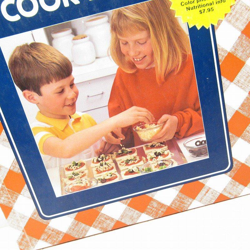 ヴィンテージブック New Junior Cook Book 1989年出版 アウトレット【画像2】