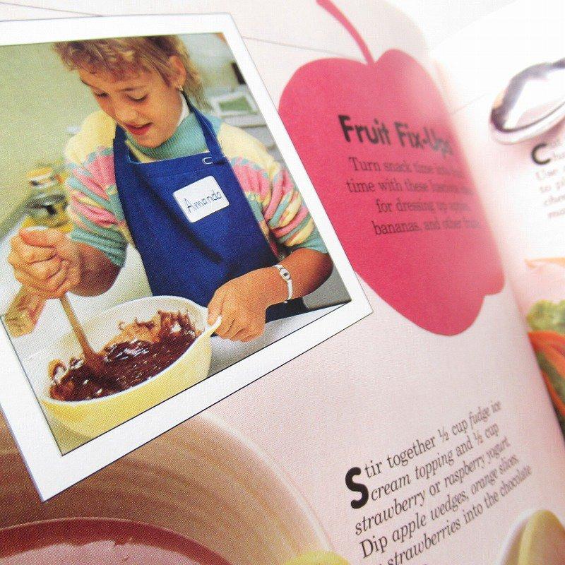 ヴィンテージブック New Junior Cook Book 1989年出版 アウトレット【画像13】