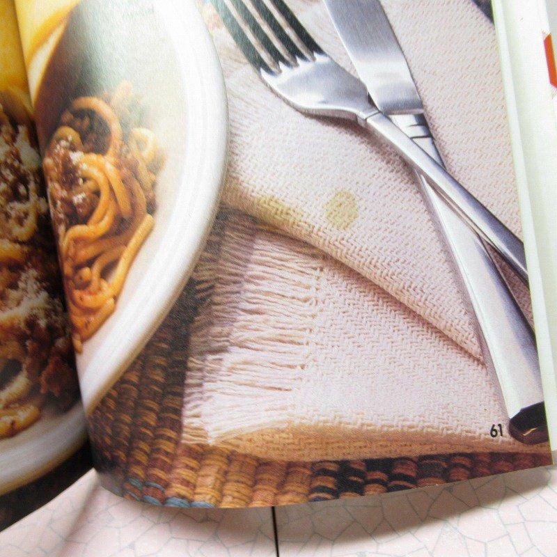 ヴィンテージブック New Junior Cook Book 1989年出版 アウトレット【画像14】