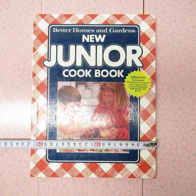 ヴィンテージブック New Junior Cook Book 1989年出版 アウトレット【画像19】