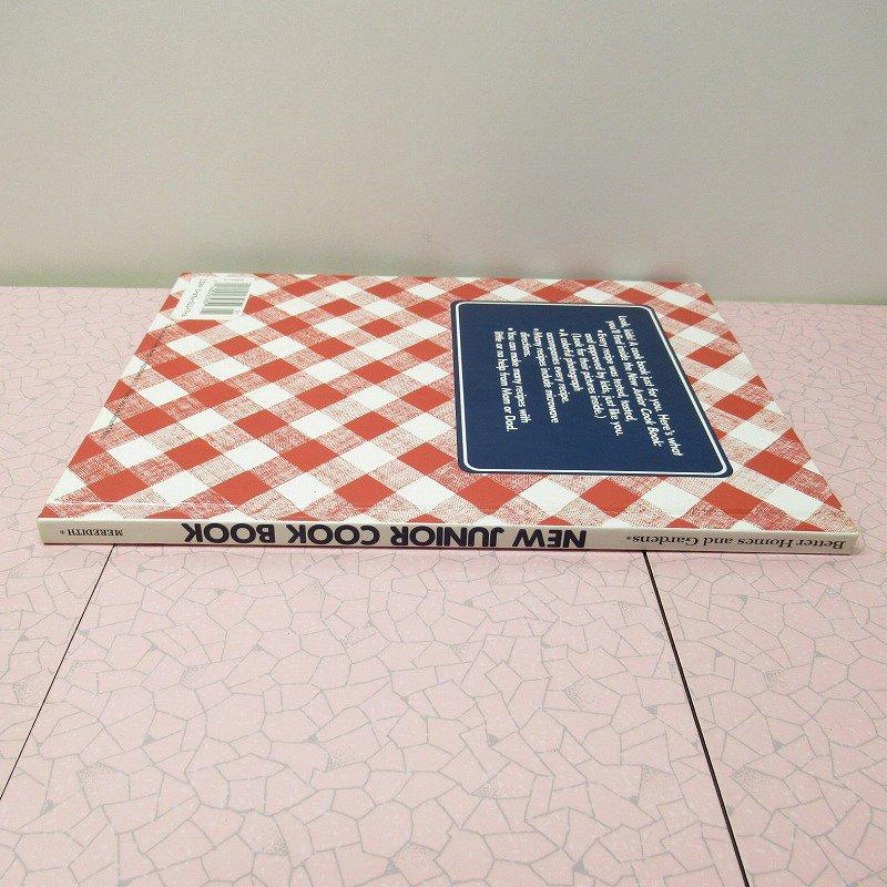 ヴィンテージブック New Junior Cook Book 1989年出版 アウトレット【画像4】