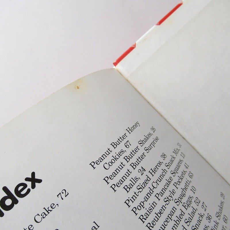 ヴィンテージブック New Junior Cook Book 1989年出版 アウトレット【画像6】