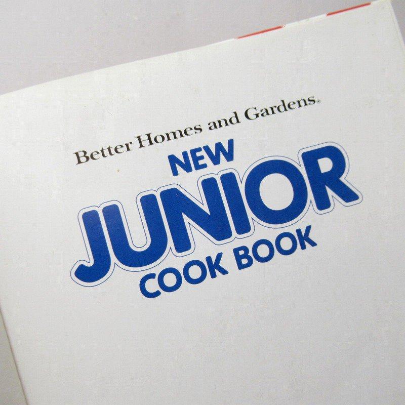ヴィンテージブック New Junior Cook Book 1989年出版 アウトレット【画像7】