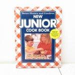 ブックス  ヴィンテージブック New Junior Cook Book 1989年出版 アウトレット