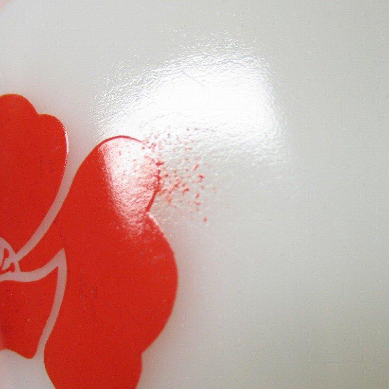 ファイヤーキング フォクシーフラワーマグ 赤 B【画像6】